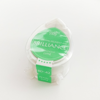 Brilliance - Pearlescent Lime