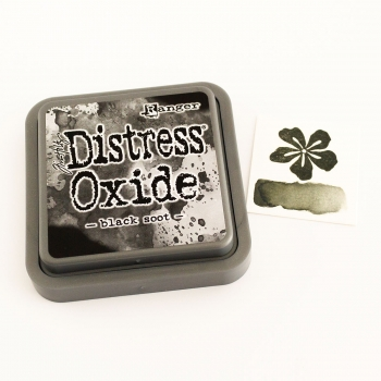 Distress Oxide – Black Soot