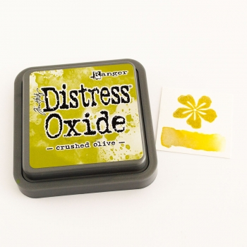 Distress Oxide – Crushed Olive