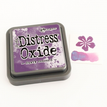 Distress Oxide – Dusty Concord