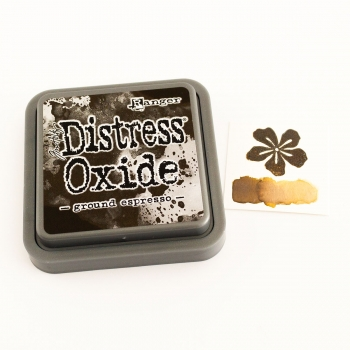 Distress Oxide – Ground Espresso