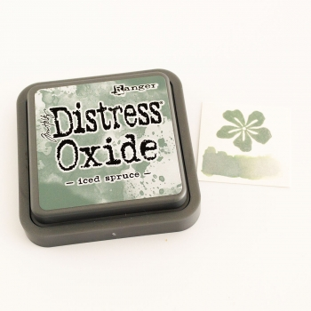 Distress Oxide – Iced Spruce