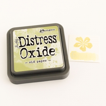 Distress Oxide – Old Paper