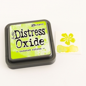 Distress Oxide – Twisted Citron