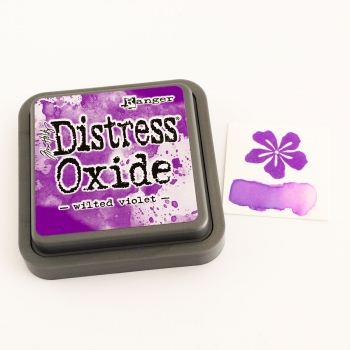 Distress Oxide – Wilted Violet