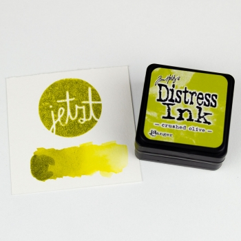 Distress Ink – Crushed Olive