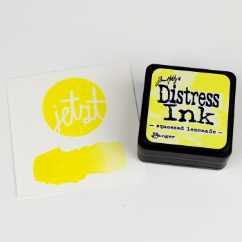 Distress Ink – Squeezed Lemonade