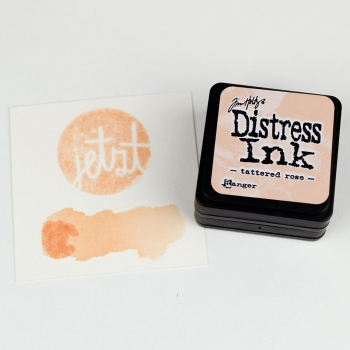 Distress Ink – Tattered Rose