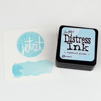 Distress Ink – Tumbled Glass