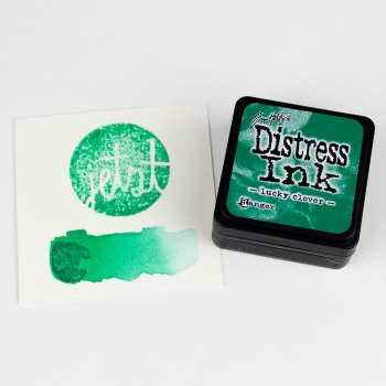 Distress Ink – Lucky Clover