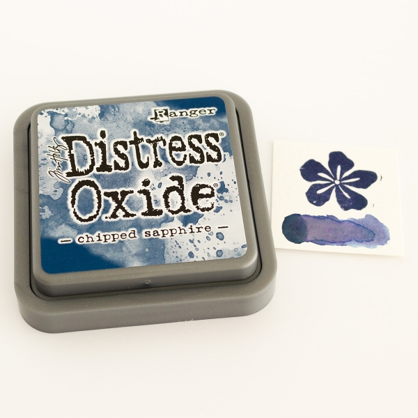 Distress Oxide – Chipped Sapphire