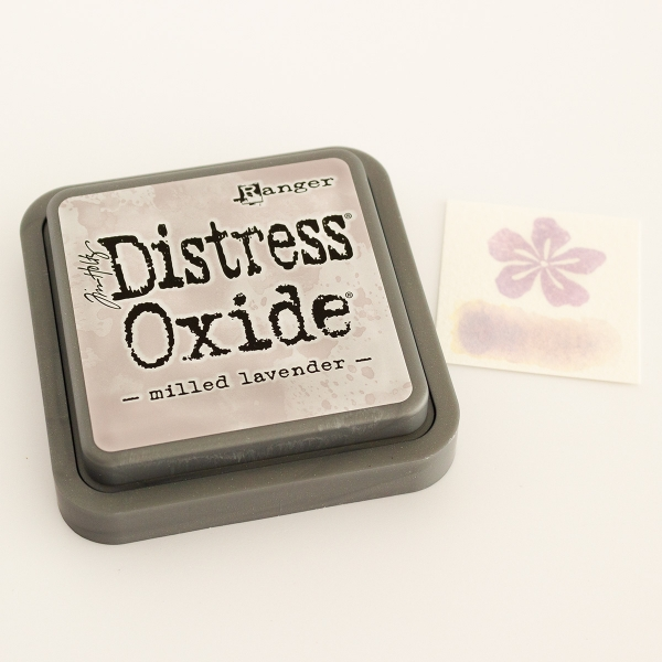 Distress Oxide – Milled Lavender