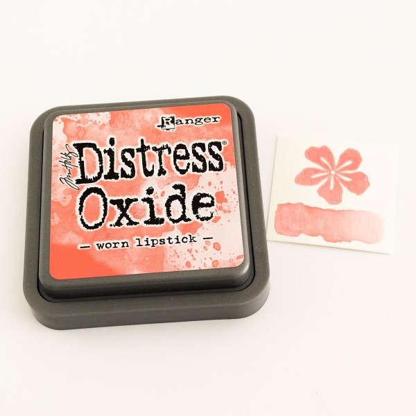 Distress Oxide – Worn Lipstick