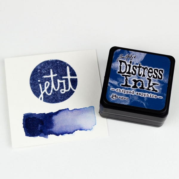 Distress Ink – Chipped Sapphire
