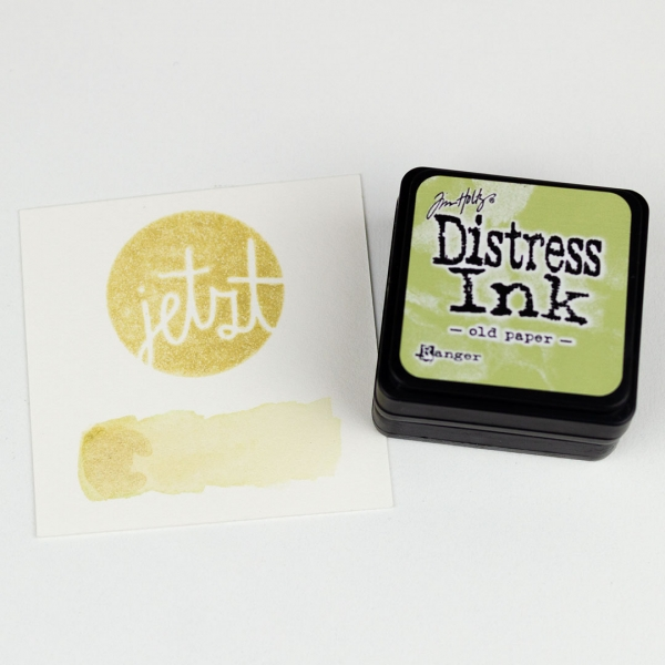 Distress Ink – Old Paper