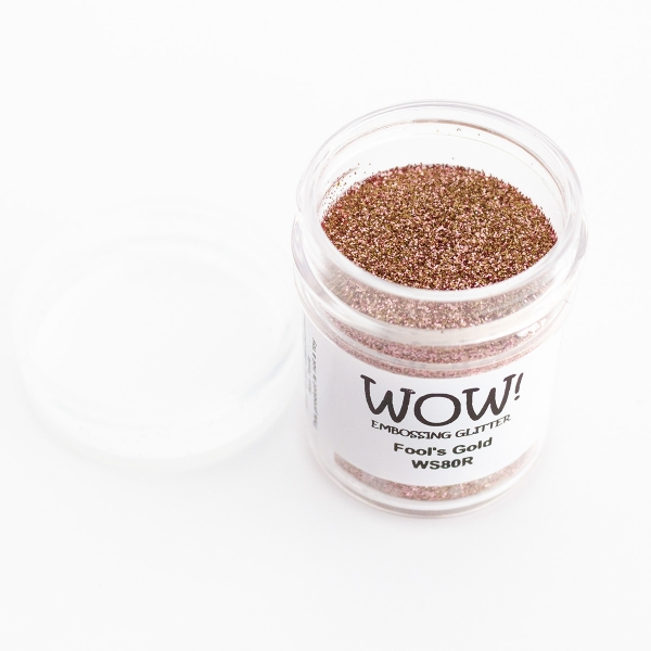 Embossing Powder - Fool's Gold