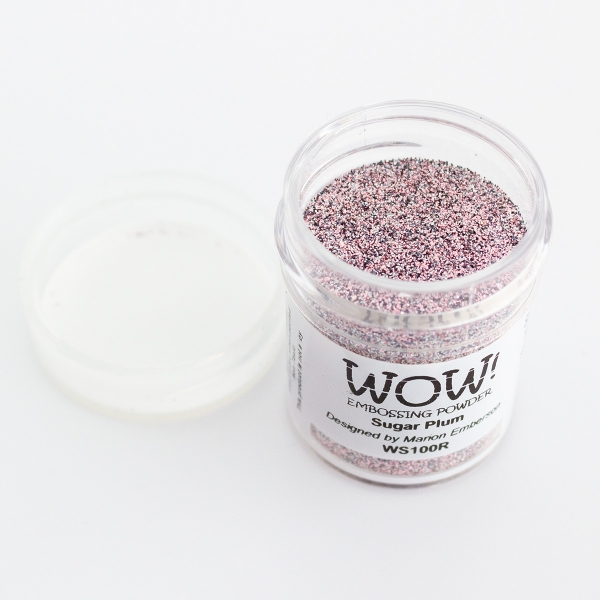 Embossing Powder - Sugar Plum