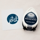 Memento - Nautical Blue